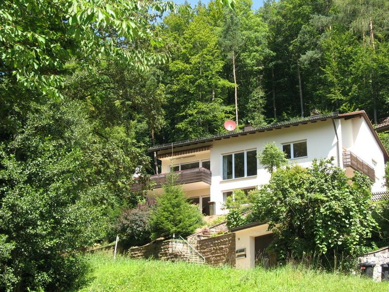Ferienwohnung waldkirch haus am waldrand ferienwohnung for Ferienwohnung im schwarzwald